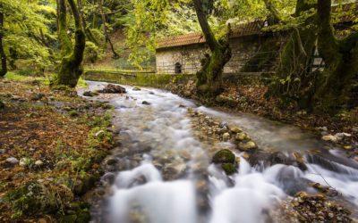 Монастирь Мега Спилео — Пещера озёр — Планитеро 07/04/2019